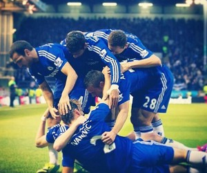 Chelsea, costa, and football image
