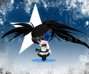 black rock shooter and brs image