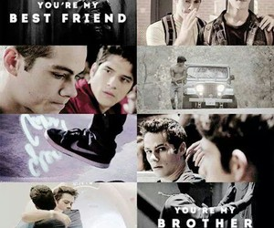 brothers, teen wolf, and scott mccall image