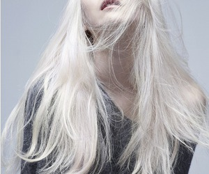 asian, hair, and blonde image