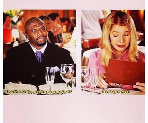 funny, white chicks, and diet image