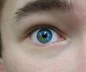 boy, guy, and eyes image