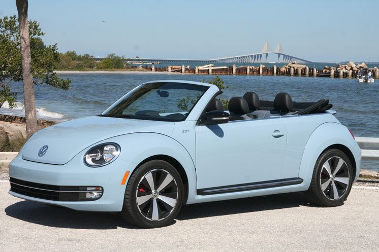 Blue Volkswagen Beetle Shared By Quiana O B On We Heart It