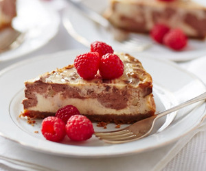 breakfast, cheesecake, and dessert image