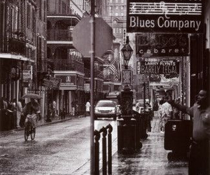 new orleans and street image