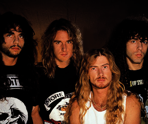 megadeth, dave mustaine, and david ellefson image