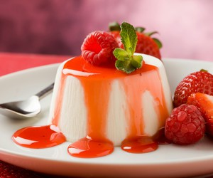 cheese cake, delicious, and FRUiTS image
