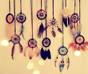 beautiful, photography, and dreamcatcher image