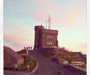 canada, signal hill, and newfoundland image