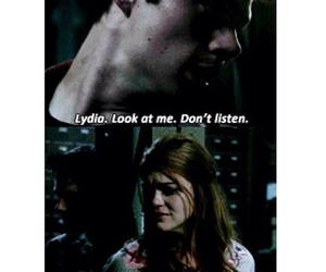 teen wolf, stydia, and love image