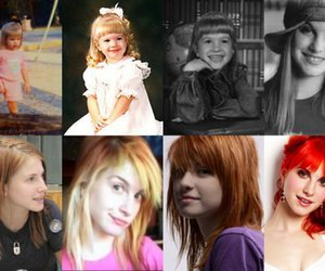 hayley williams, paramore, and grown up image