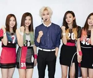 red velvet, Taemin, and kpop image