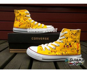 fashion shoes, converse shoes, and high top converse image