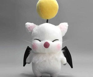 game, moogle, and mog image