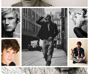 alex pettyfer, cute, and Chace Crawford image