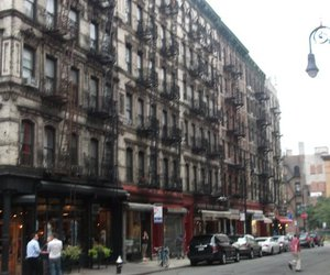 apartment, Lower East Side, and new york city image