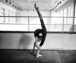 dance, ballet, and flexible image