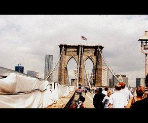 Brooklyn, photography, and brooklyn bridge image