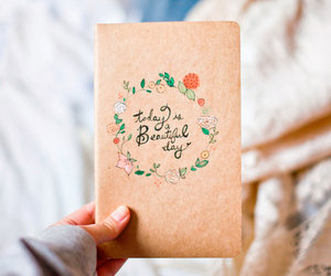 book, vintage, and day image