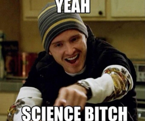 science, breaking bad, and funny image
