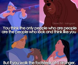 disney, people, and pocahontas image