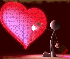 amore, love, and cuore image