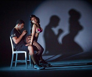 Drake and nicki minaj image