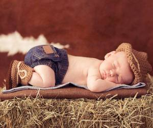 baby, country, and cute image
