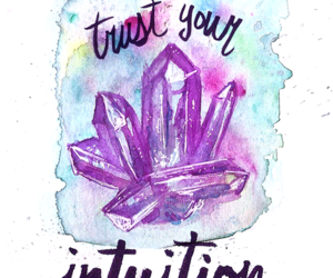 intuition and trust image