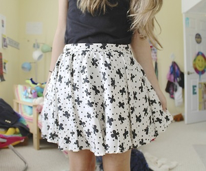 skirt, tumblr, and quality image