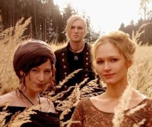medieval, faun band, and pagan folk image