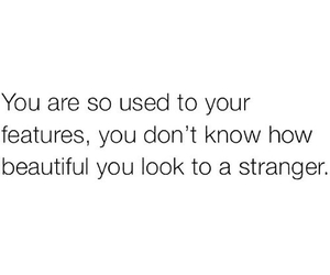 quote, beautiful, and strangers image