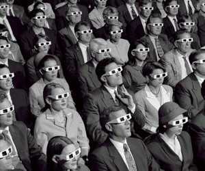 3d, movie, and 60s image