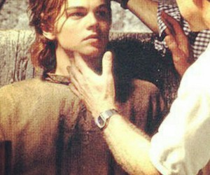 handsome, leonardo dicaprio, and man in the iron mask image