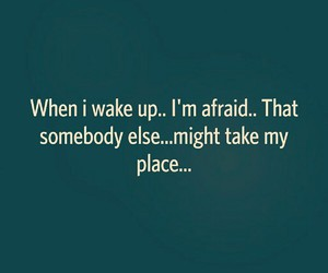 my place, wake up, and love image