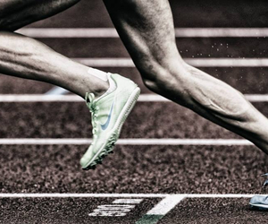 race, running, and track and field image