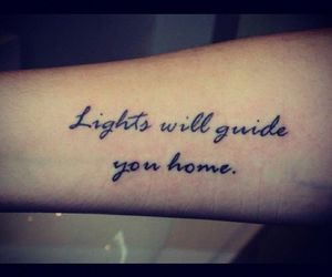 tattoo and forearm image