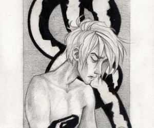 dark mark, harry potter, and tom felton image