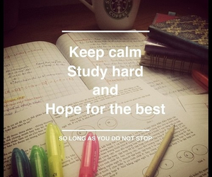 Best, keep calm, and student image