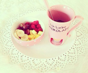food, fruit, and pink image