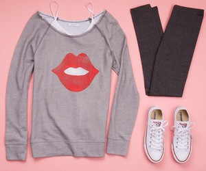 fashion, kiss, and outfit image