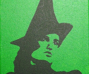 broadway, green, and idina menzel image