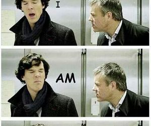 benedict, lestrade, and i am fine image