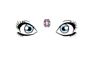 eyes, cute, and tumblr image
