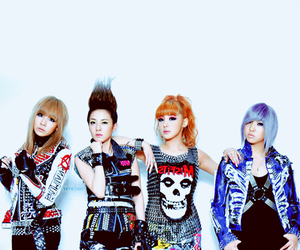 bom, CL, and minzy image