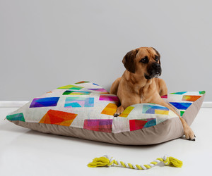 dog cute puppy, art graphic design, and home decor pattern image