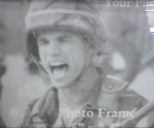 army, scream, and solider image
