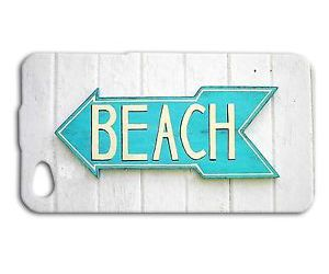 beach, case, and sign image
