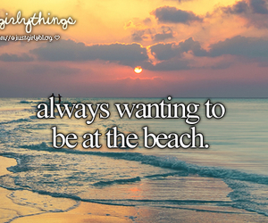 beach, summer, and just girly things image
