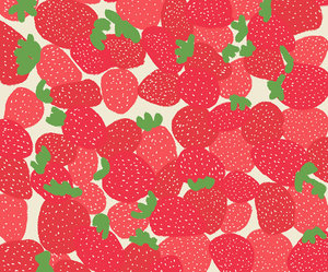 wallpaper, background, and strawberry image